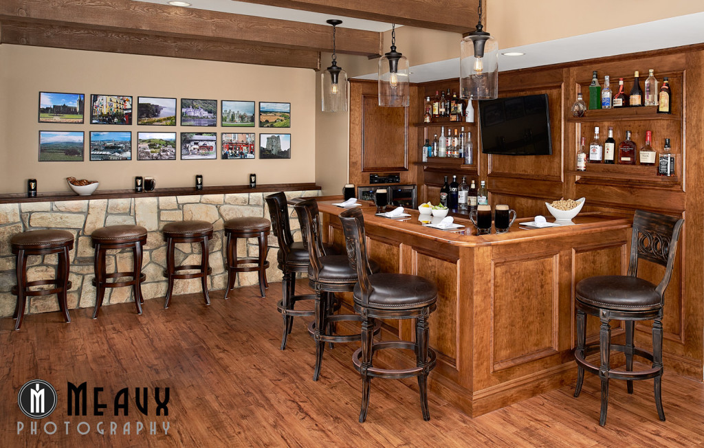 BUILD AN IRISH PUB IN YOUR BASEMENT