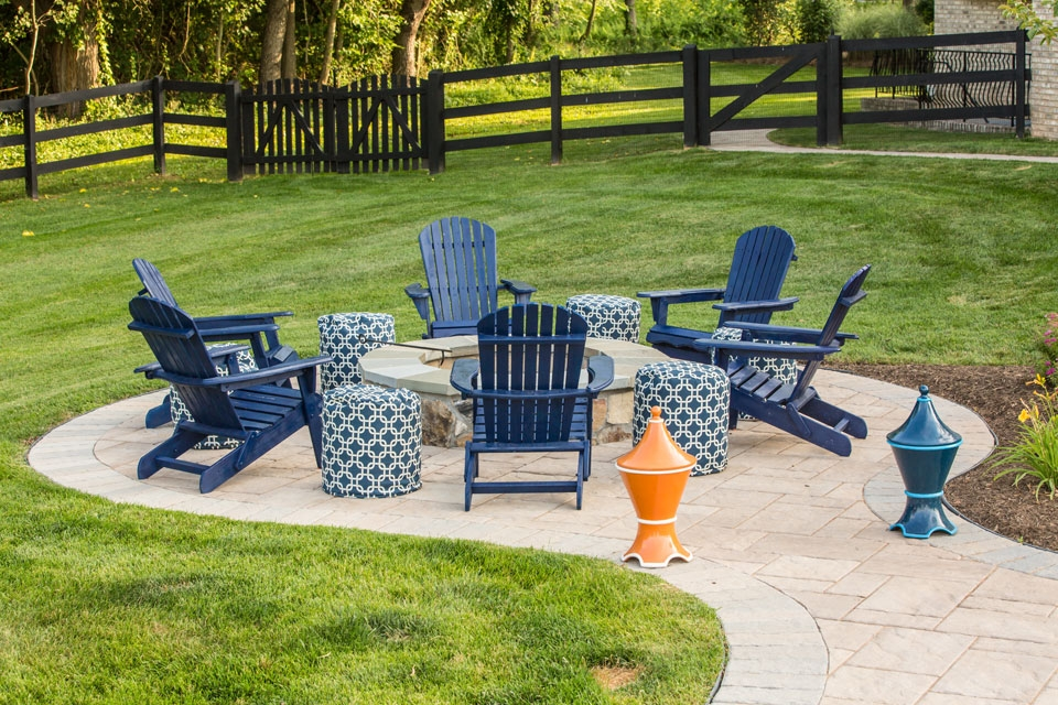 Add a Little Fire to Your Outdoor Living Space