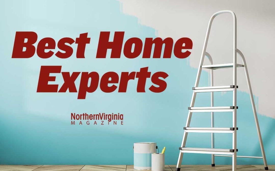 NoVA Magazine Best Home Experts 2021